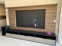 Móvel para sala com painel de TV