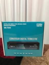 Conversor Digital com gravação