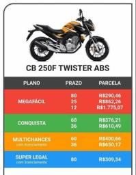 Título do anúncio: NOVA CB 250F TWISTER EDIÇÃO ESPECIAL ANO 2020