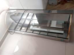 Estufa Quente Para Salgados Elétrica Com 8 Bandejas