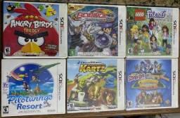 Jogos para 3DS- Originais, Novos e Lacrados. Leia descrição