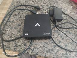 Tv box AQUÁRIO 4k