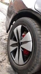 Troco roda aro 17 por outro 17