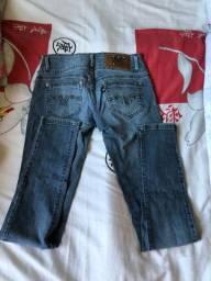 Calça Jeans, tamanho 38, em ótimo estado!