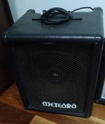 Amplificador Meteoro Super QX-200 modelo Super BASS (SEMI-NOVO) + brinde