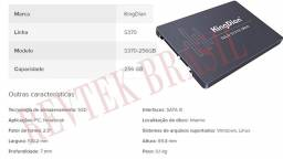 [Alagoinhas]SSD Kingdian 256 GB :