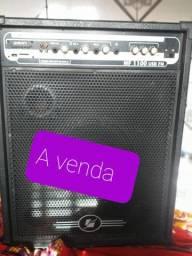 Vendo cx amplificada 350 reais cama no pv *
