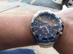 Relógio original.