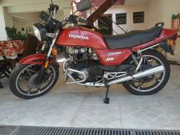 Honda DX 450cc . Ano 89. Analiso troca parcial