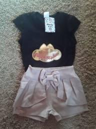 Vendo roupas novas infantil ao adulto