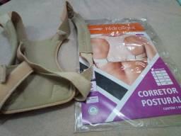 Corretor postural cinta ortopédica