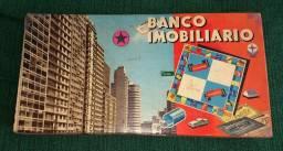Banco Imobiliário Estrela, raridade 1967.