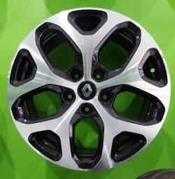 Título do anúncio: Jg roda Renault Captur Aro 17 5x114, Captur, Duster, Oroch, Fluence,