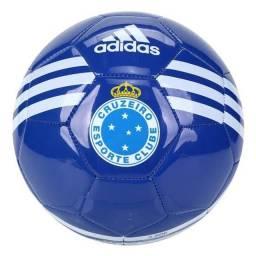 Bola Futebol Campo Adidas Cruzeiro 100% Original Nova Lacrada!