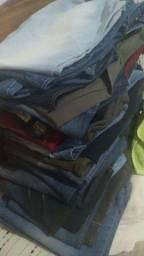 Fardo de calças masculinas 13 reais