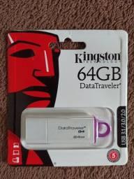 PEN DRIVE 64GB KINGSTON USB 3.1