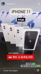 IPhone 11 64gb / LACRADOS - Garante o SEU AQUI