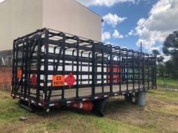 Título do anúncio: Carroceria Gaiola de gás para caminhão truck