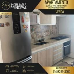 Título do anúncio: Apartamento Para Venda em Bauru - Prox Bauru Shopping - Fontana Di Trevi