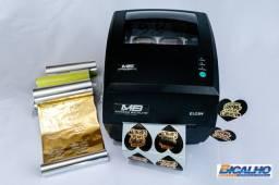 Título do anúncio: Impressora de etiqueta e fita cetim