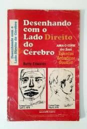 Título do anúncio: Livro Desenhando com o Lado Direito do cérebro - Betty Edwards