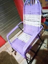 Título do anúncio: Troco cadeira por rack