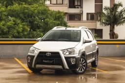 Toyota Etios Cross 1.5 Flex 16v Aut