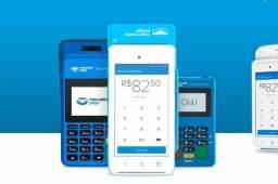 Título do anúncio: Máquinas de cartão 3 anos de garantia