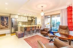 Apartamento à venda com 2 dormitórios em Batel, Curitiba cod:7665