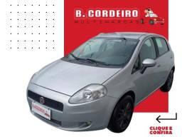 Título do anúncio: Fiat Punto Attractive 2012 1.4