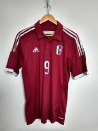 Camisa Adidas Venezuela home 2014