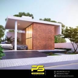 Casa com 3 dormitórios à venda, 148 m² por R$ 670.000 - Portal do Sol - João Pessoa/PB