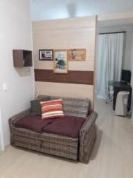 Kitchenette/conjugado à venda com 1 dormitórios em Praia da costa, Vila velha cod:DNI1672