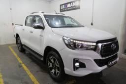 Toyota Hilux SRX 2.8 4x4 Diesel Aut. 2019 Extra 17.000 Km