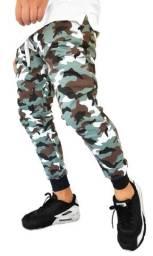 Título do anúncio: Calça Jogger Swag Meletom Moletinho Skinny Swag Lisa Academia Basica atacado
