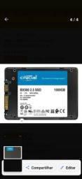 SSD crucial 1 TB