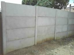 Título do anúncio: Promoção muro de placa