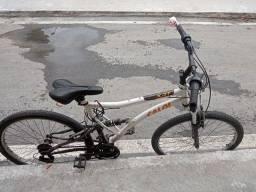 Título do anúncio: Bicicleta valendo DE TRILHA BOU