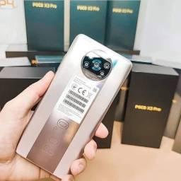 Xiaomi Poco X3 PRO Zerado, Lacrado, Produto de loja confiável Elven Store