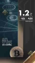 Trust investimentos  R$100