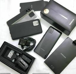 Título do anúncio: Samsung Galaxy Note 10 Lite - Com Acessórios