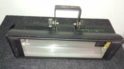 Stroboscópio acme dmx 512 -  1500 w . vendo ou troco