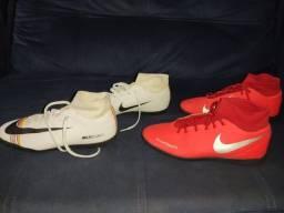 2 chuteira da Nike tamanho 39