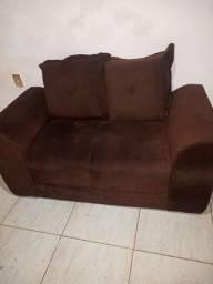 Título do anúncio: Vendo sofá completo