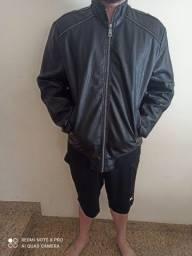 Jaqueta tipo Couro tamanho GG