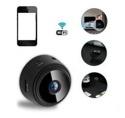 Mini Câmera Vigilância A9 Oculta Wifi 1080p Detecta Movimento