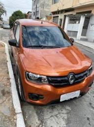Renault Kwid Zen 1.0 2020 - Laranja