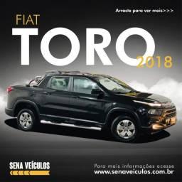 Fiat Toro Freedom 1.8 AUT 2018