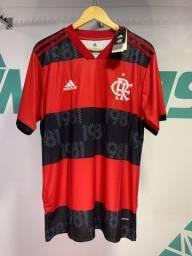 Camisa Flamengo 21/22