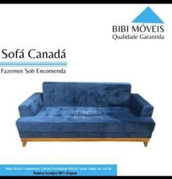 Título do anúncio: Sofá Canadá 3 lugares